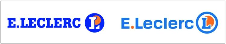 Leclerc logos
