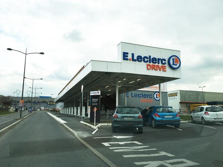 Leclerc Drive Villeparisis