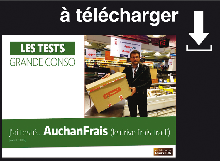 Bloc Auchan Test