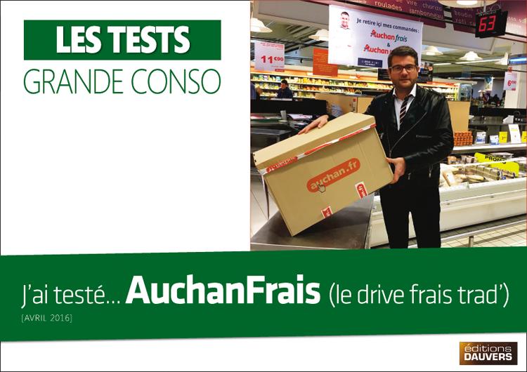 Les TGC Auchan Frais