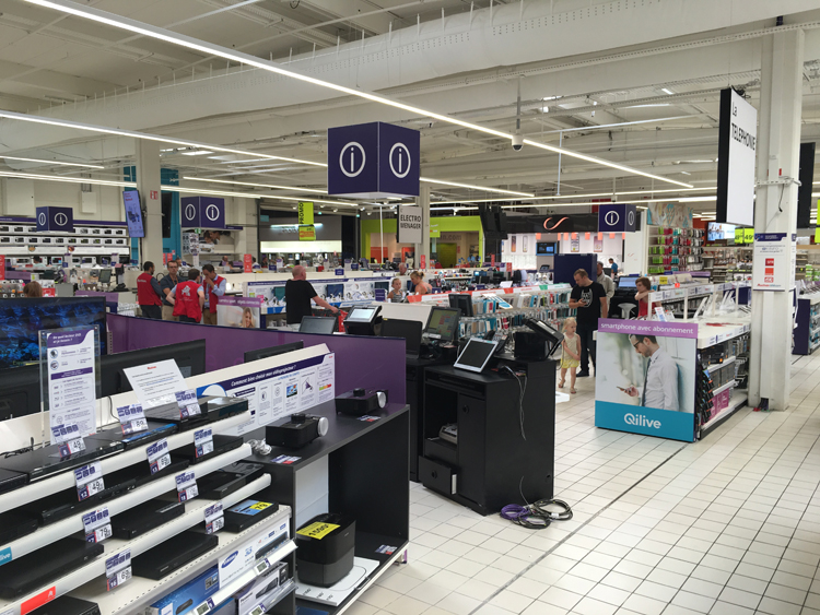 Auchan F