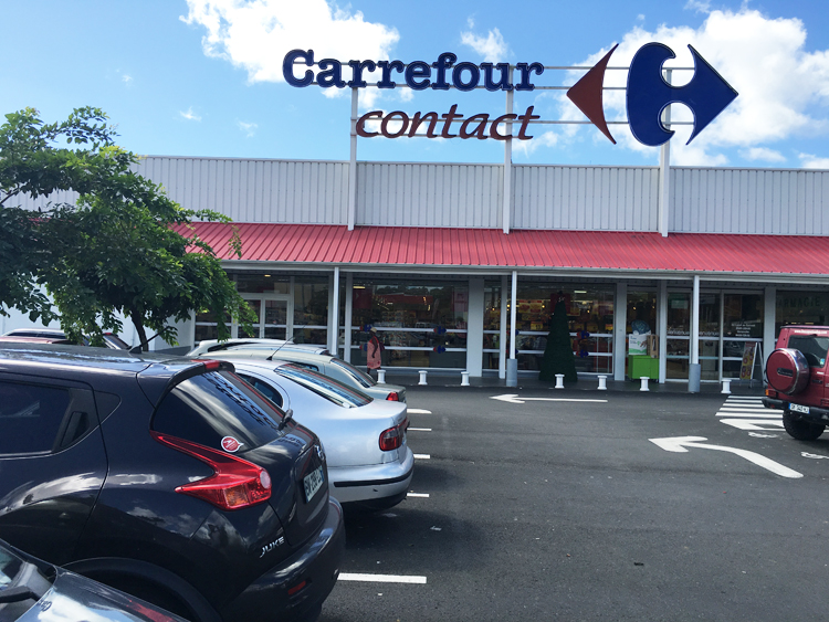 groupe carrefour drive