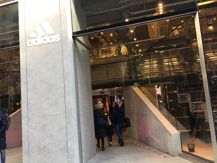 Adidas Manhattan