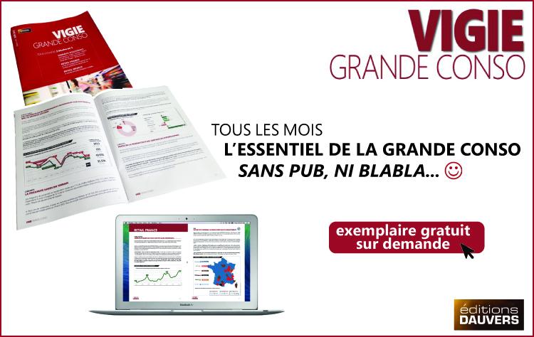 Bloc promo newsletter Vigie