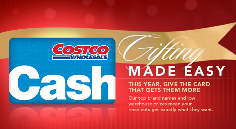 cash card costco
