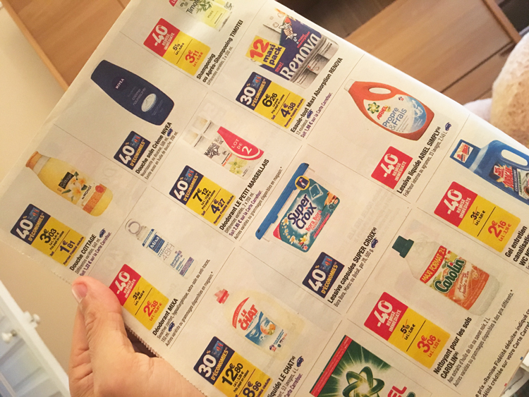 Carrefour Promo sans prix