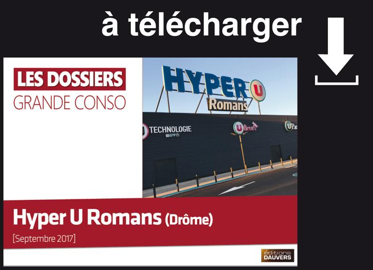 Bloc DGC Hyper U Romans