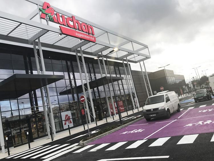 Auchan Super Villepinte