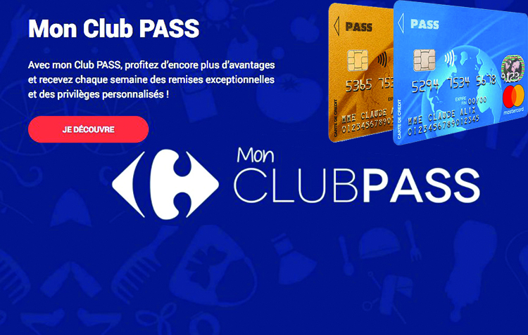 Carrefour Club Pass