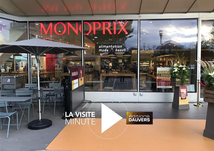 La Visite Minute Monoprix