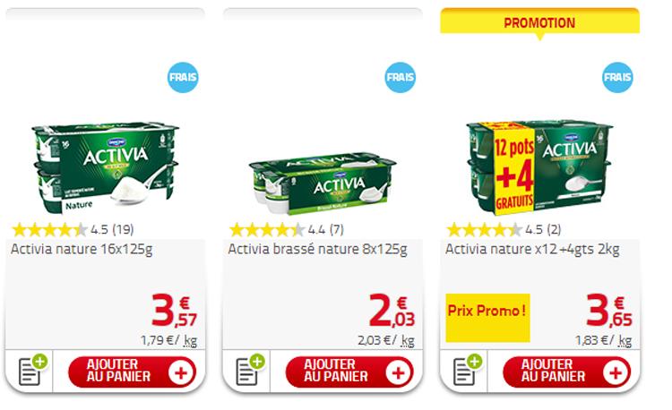 Site Auchan