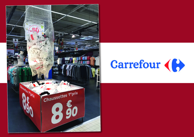 CarrefourChaussettes