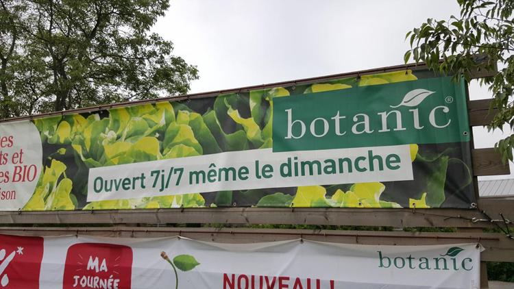 Botanic Clapiers