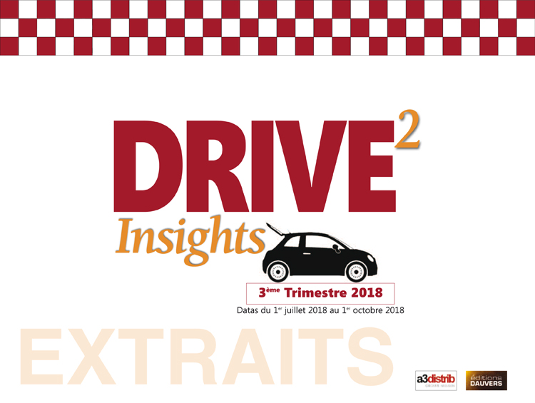 Drive Insights T3 2018 général