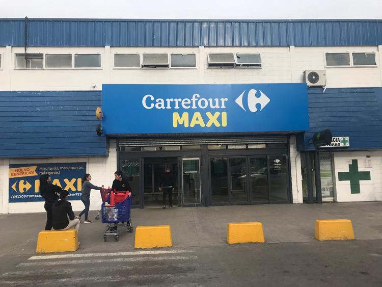 CarrefourMaxiFacade