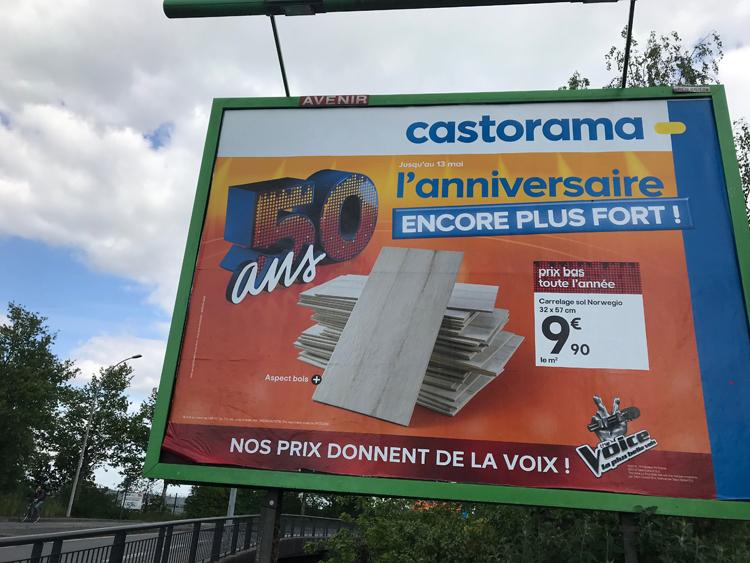 CastoramaMai