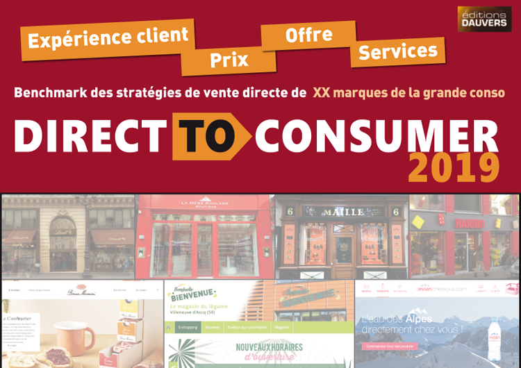 Projet de couv Direct to Consumer