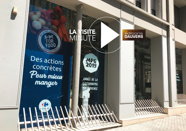 Carrefour Act For Food Marseille