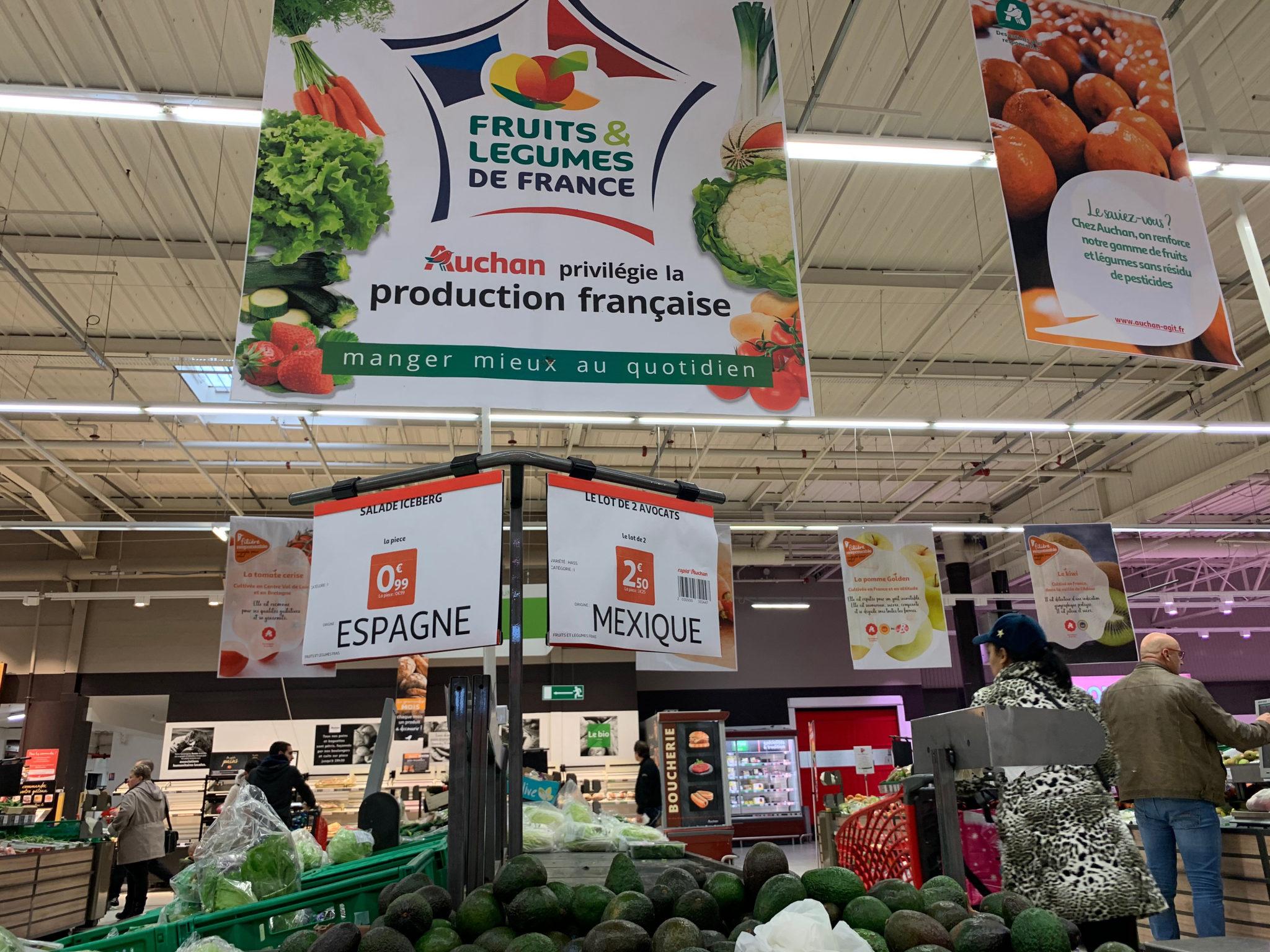 Auchan Beauvais Octobre