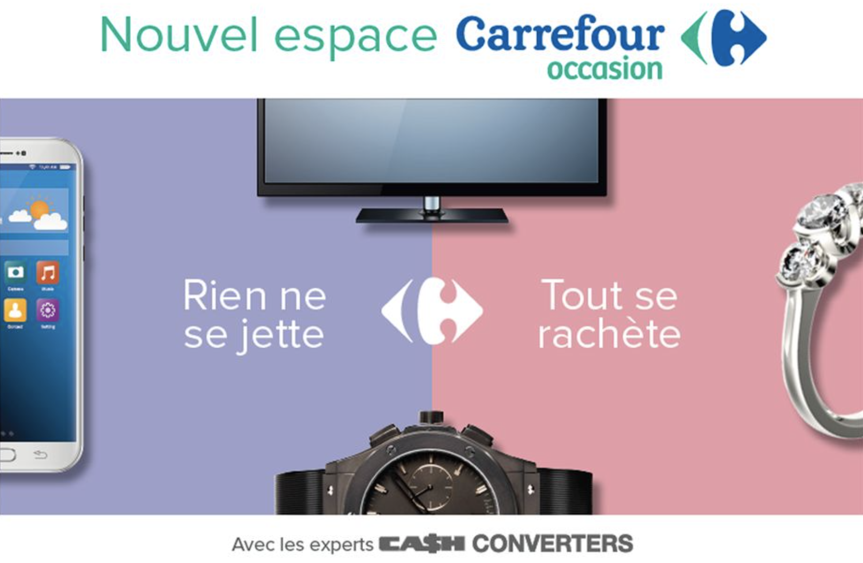 Carrefour Occasionn