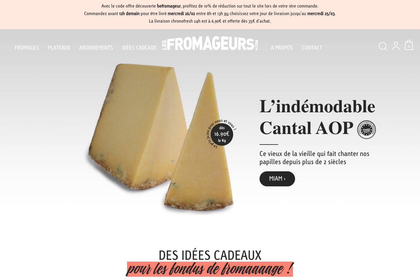 Fromageurs une