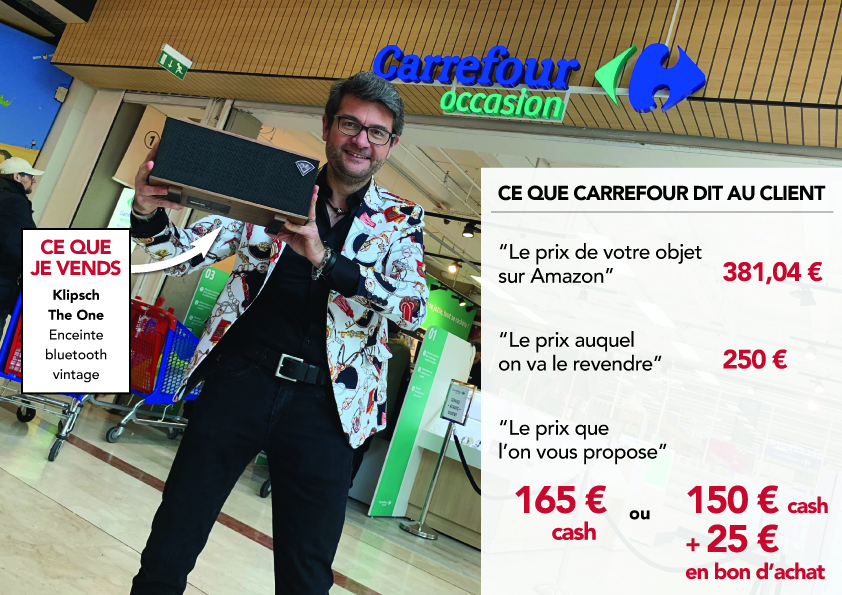 Test Carrefour Occasion