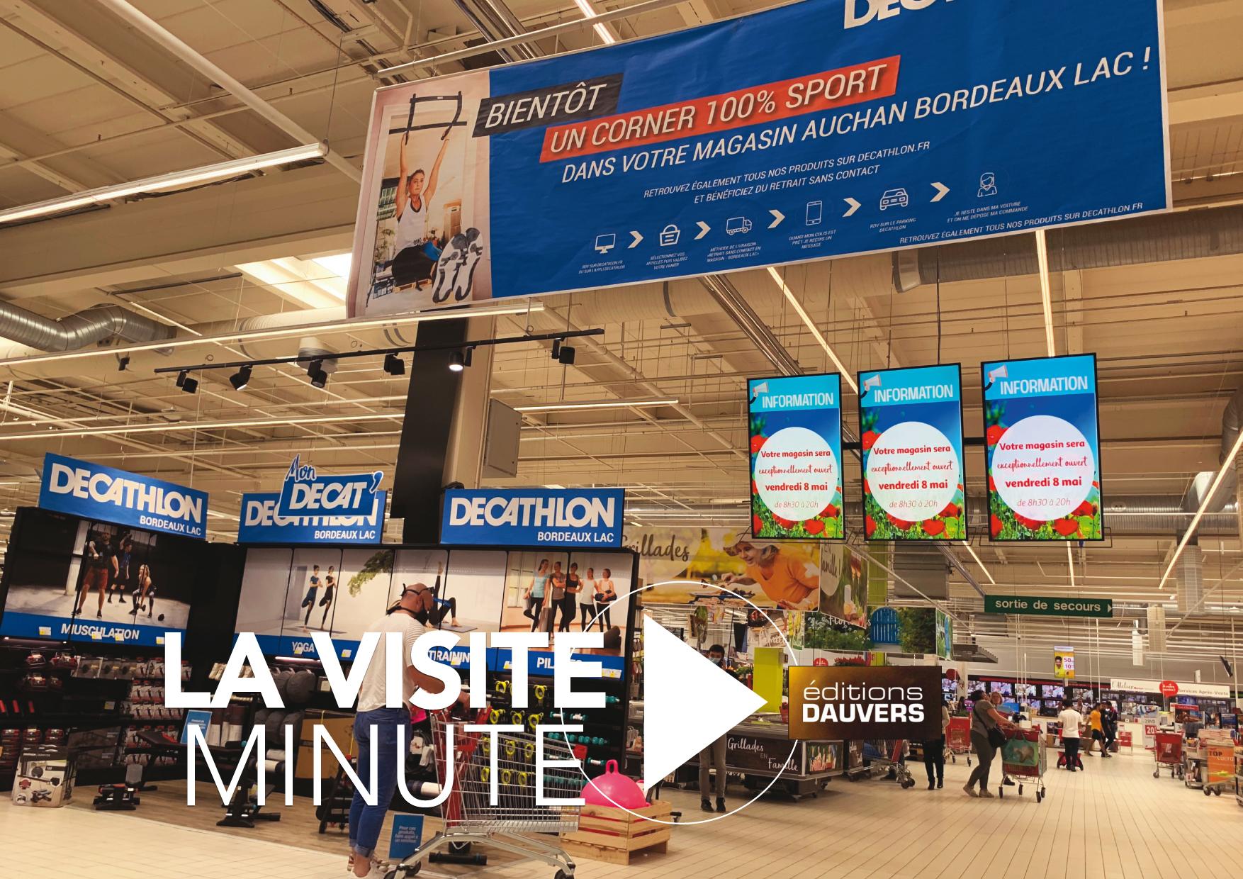 AuchanBordeauxLac