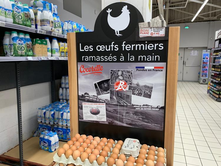 AuchanSuper Marseille Mai
