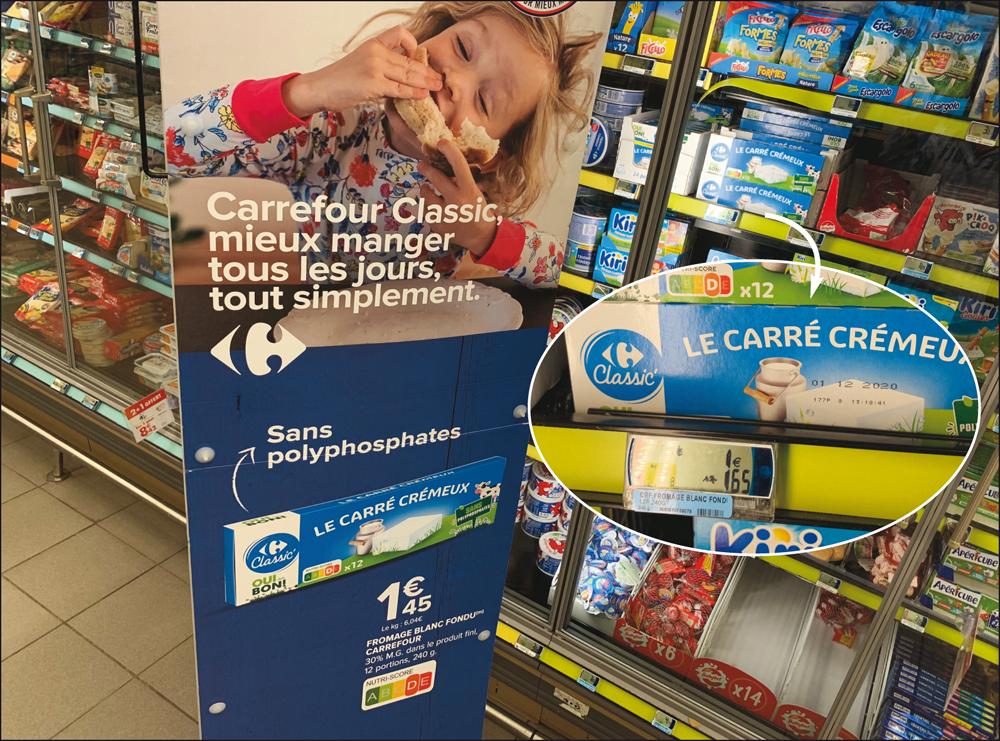 Carrefour Kiri