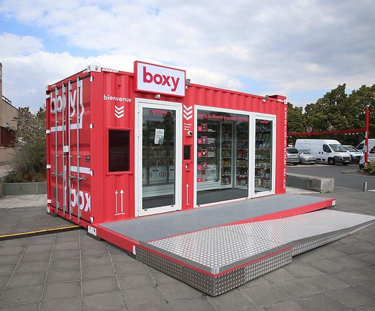 Container-Boxy