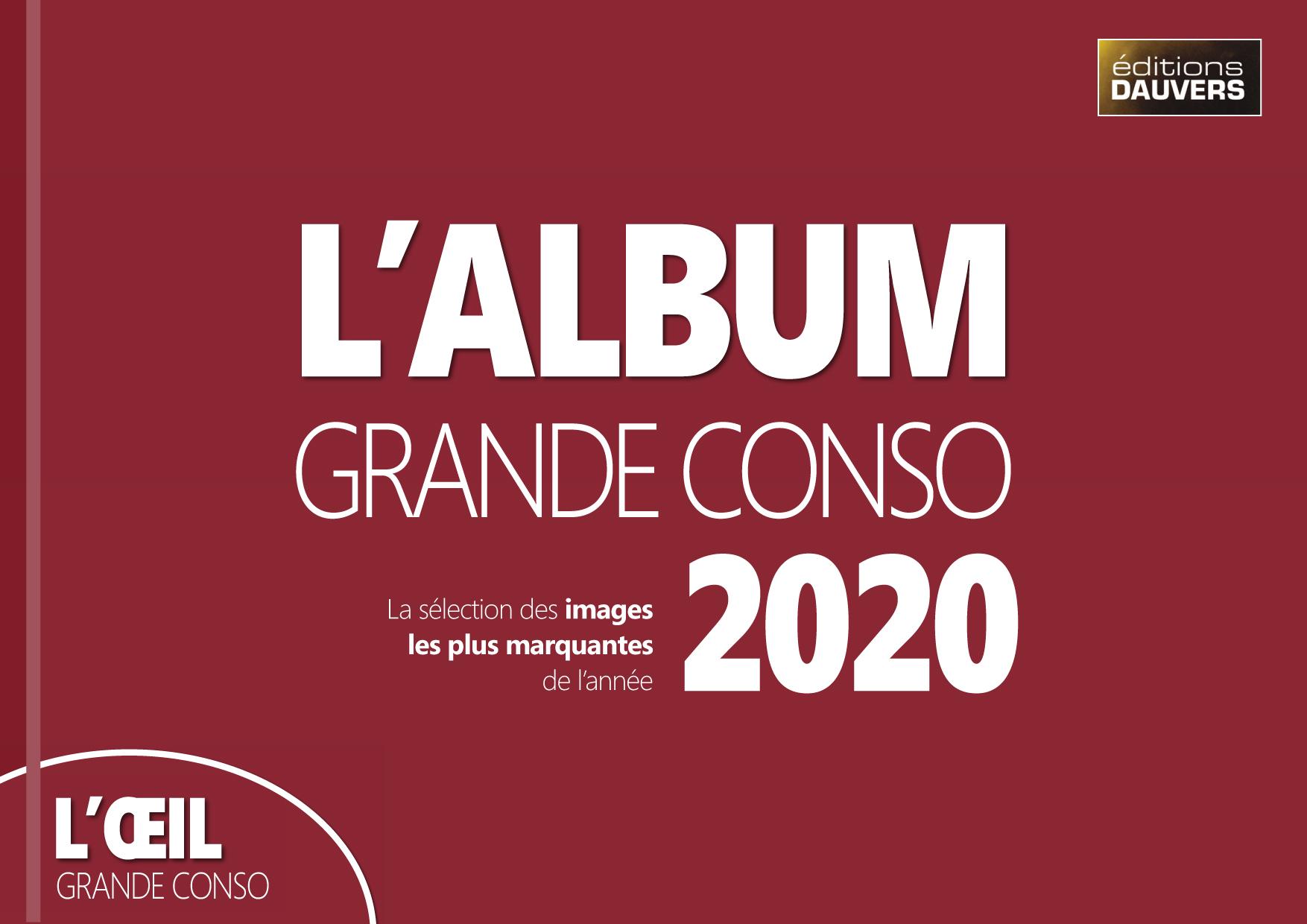 ALBUM GRANDE CONSO COUV