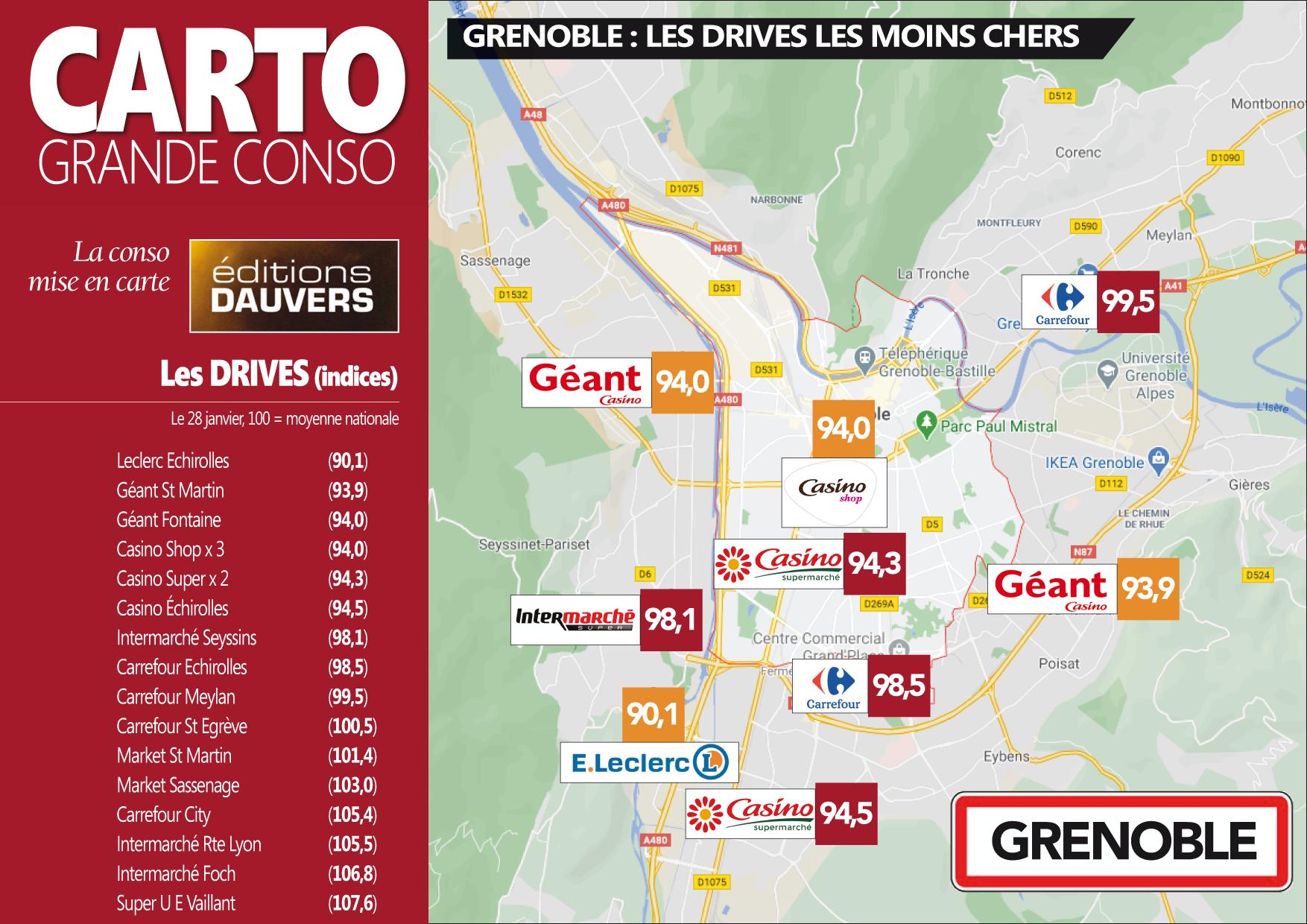Carto Grenoble