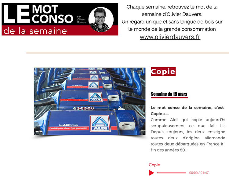 LE MOT CONSO DE LA SEMAINE COPIE
