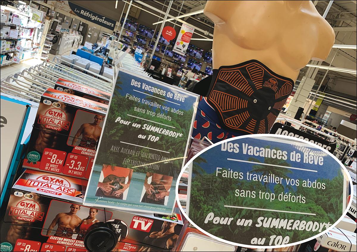 AuchanCeinture