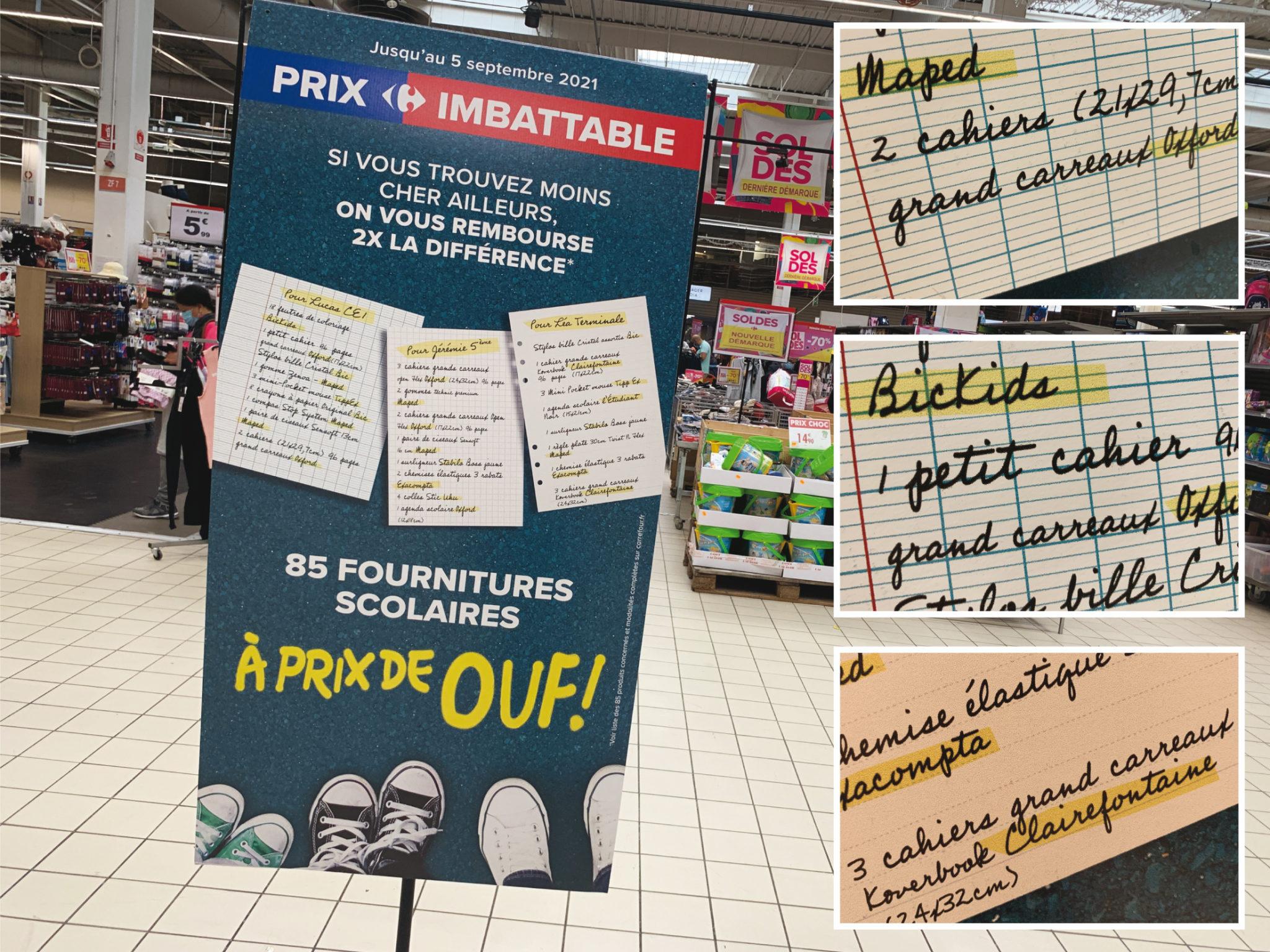 Carrefour Orthographe